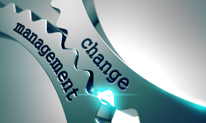 Change Management on the Cogwheels.