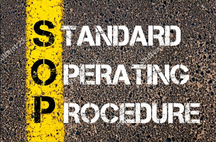 standard-operating-procedure